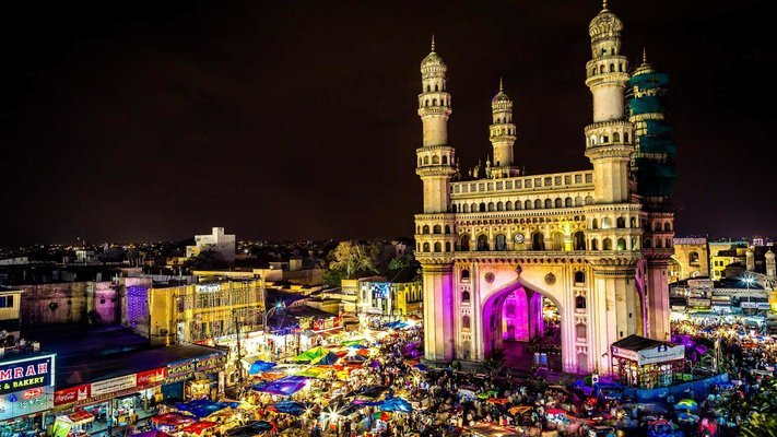 Hyderabad Heritage Walking Tour - Tour
