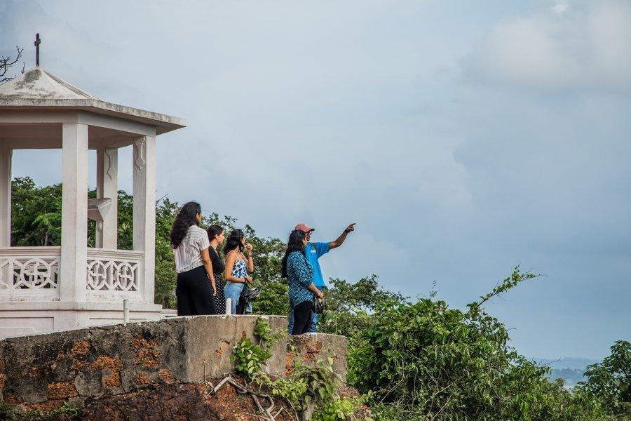 North Goa Tour - Colours of Calangute