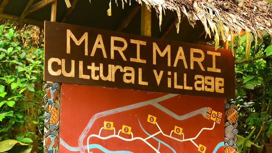 Mari Mari Cultural Village Half Day Tour - Tour