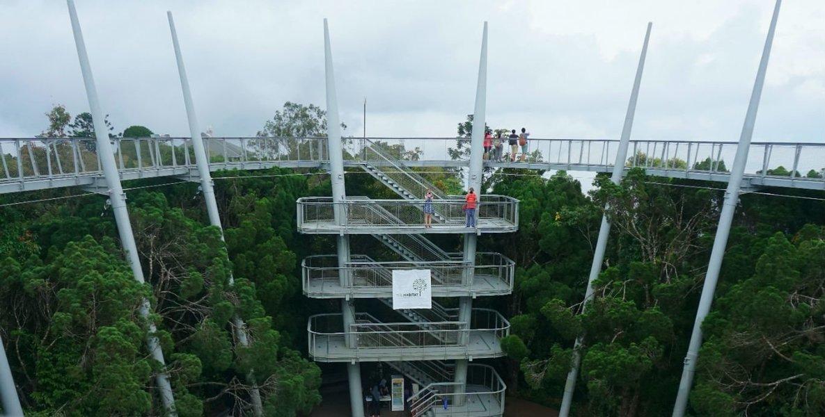 The Habitat Penang Hill Admission Ticket - Tour