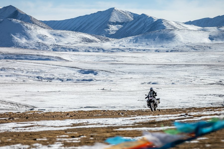 Tibet Adventure - Tour