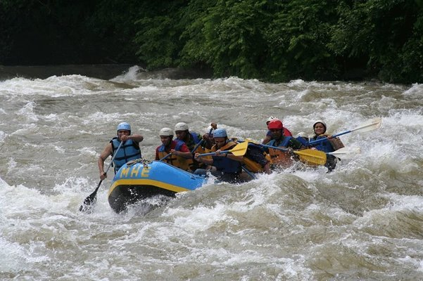 One Day Rafting at Kundalika - Tour