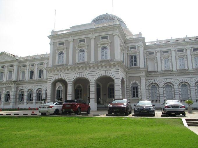National Museum of Singapore - Tour