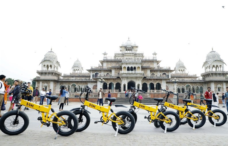Regal Ride Of Jaipur - Tour