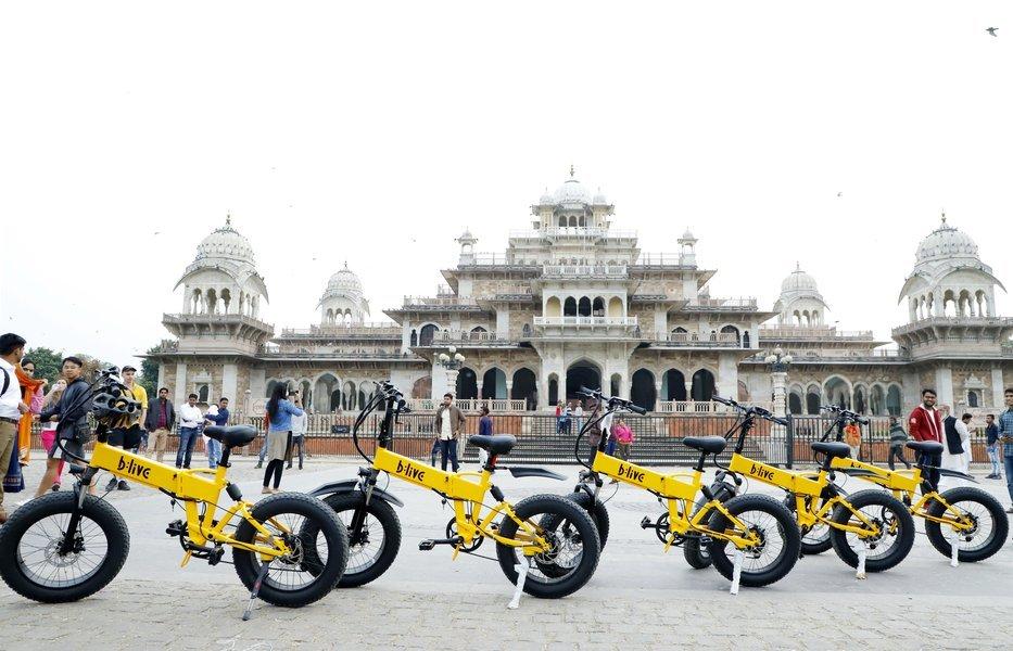 Regal Ride Of Jaipur - Tour