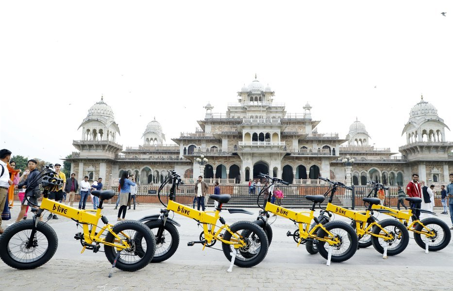 Jaipur Tours - Regal Ride Of Jaipur