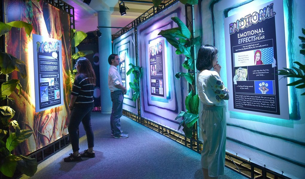 Science Centre Singapore - Tour