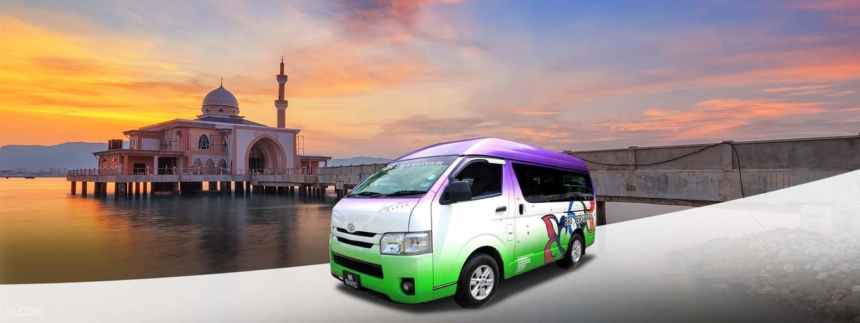 Penang Private Car Charter - Tour