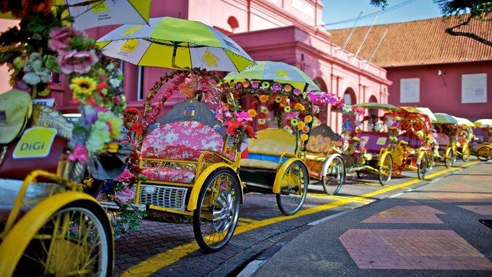 Heritage Trishaw Ride - Tour