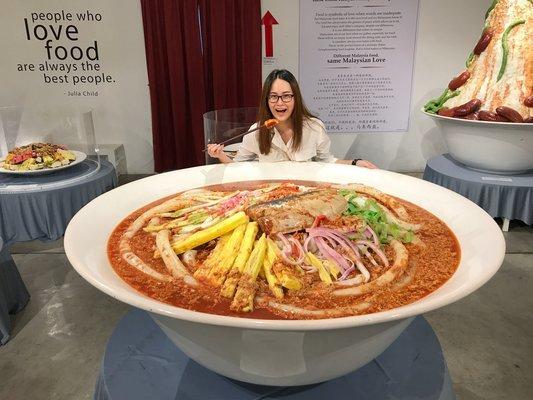 Wonderfood Museum - Tour
