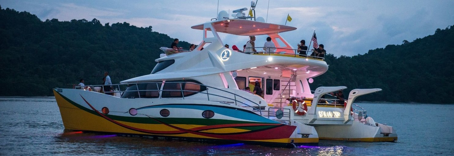 Luxury Sunset Dinner Cruise in Langkawi - Tour