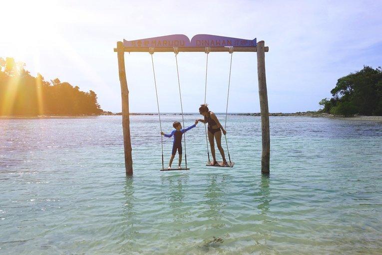 Dinawan Island Experience from Kota Kinabalu - Tour