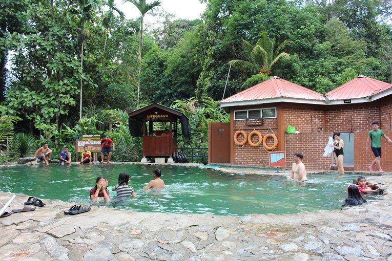Kinabalu Park & Poring Hot Spring - Tour