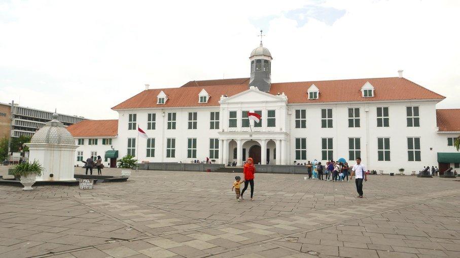Jakarta Walking Tour - Tour