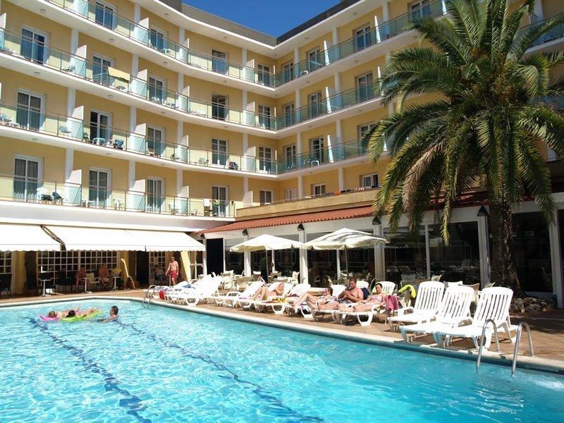 Hotel La Palmera & Spa Lloret De Mar *** - Tour