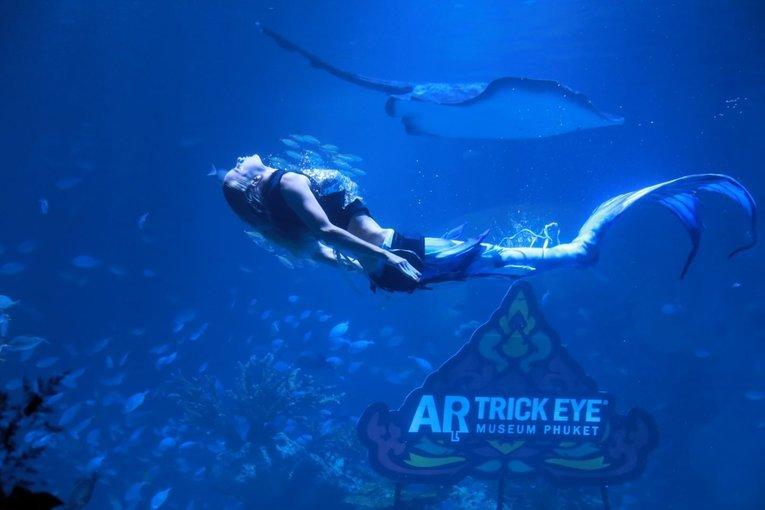 Aquaria Phuket Ticket - Tour