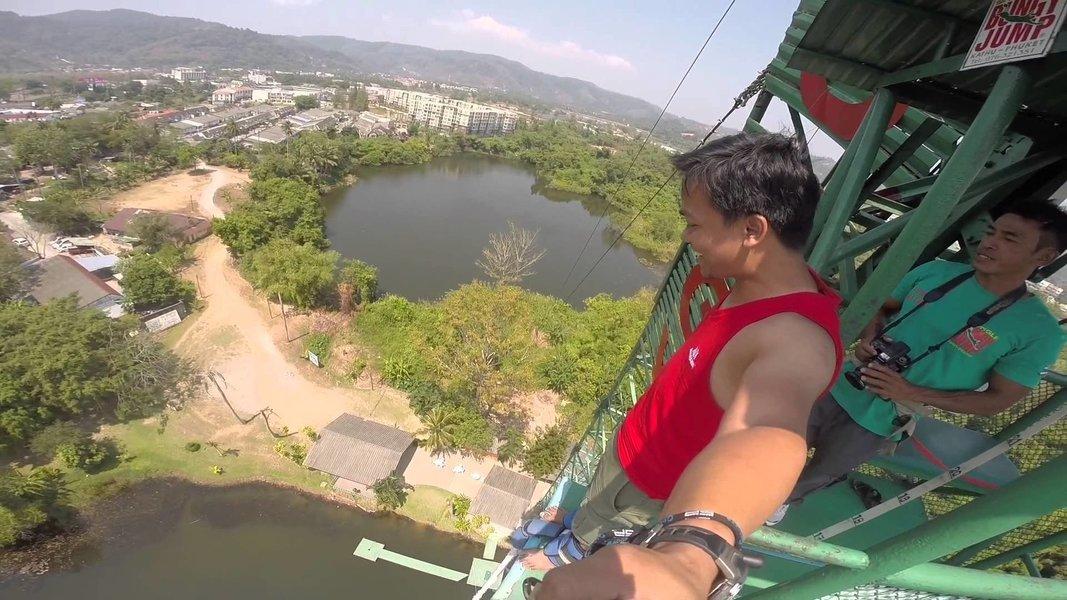 Phuket Bungy Jump - Tour