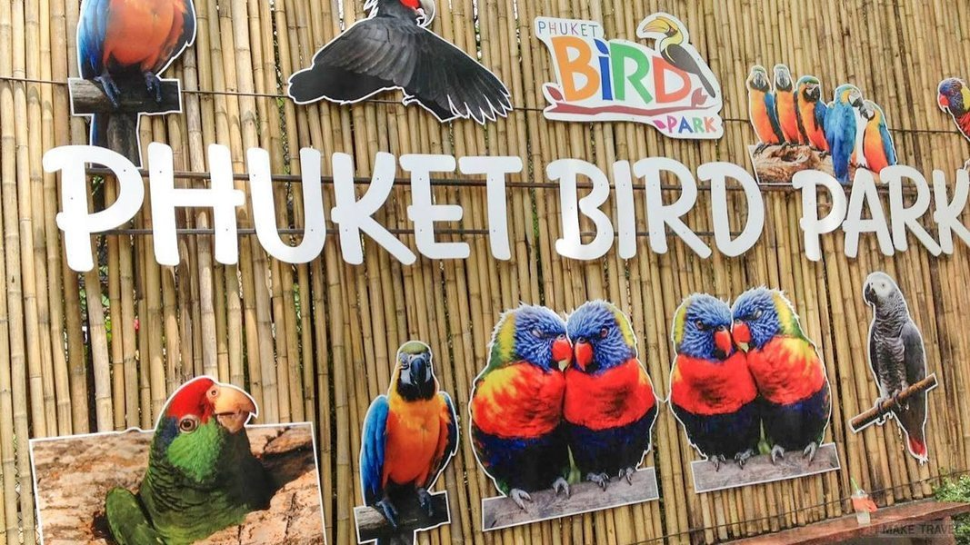 Phuket Bird Park Ticket - Tour