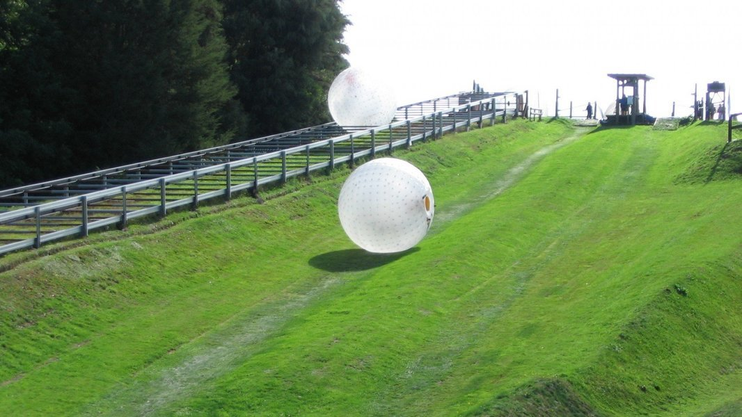 Zorbing Experience at Rollerball in Phuket - Tour