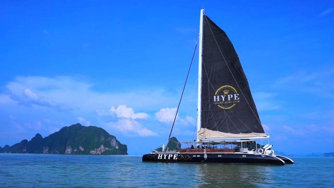 HYPE Luxury Boat Club - Tour