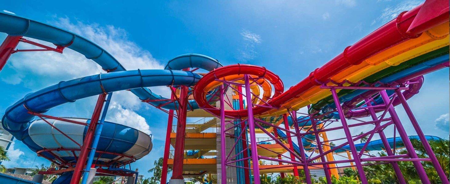 Splash Jungle Waterpark - Tour