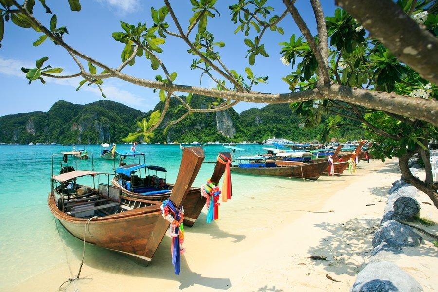 Phi Phi Round Trip Cruise Transfer - Tour