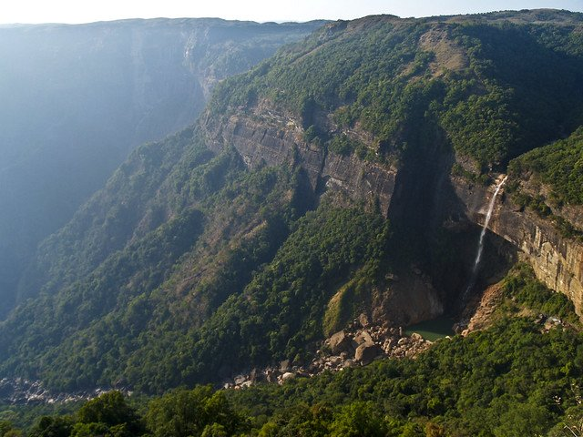Guwahati Cherrapunji Dawki 1 night 2 days Taxi tour - Tour