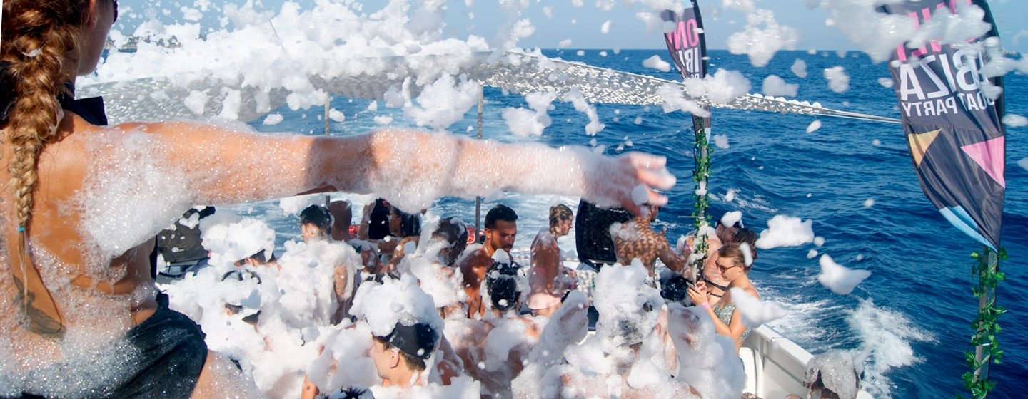 Coral Island Tour with Foam Party (Pattaya) - Tour