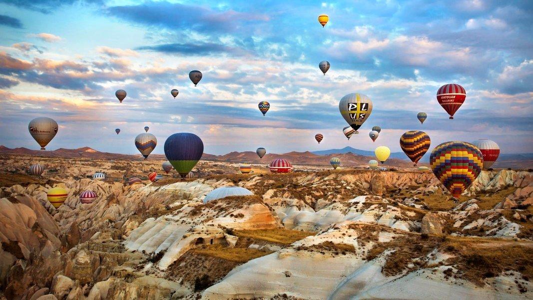 Best of Istanbul & Cappadocia - Tour