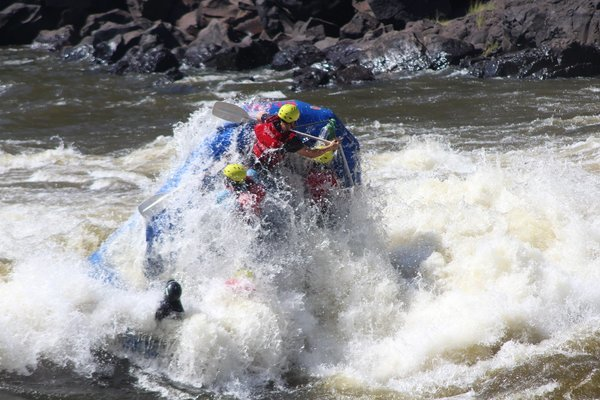 One Day White Water Rafting Tour - Tour