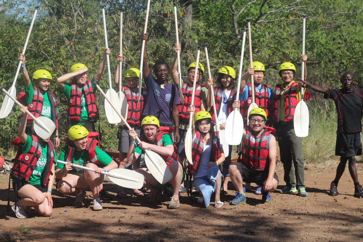 White Water Rafting on the Zambezi - Collection