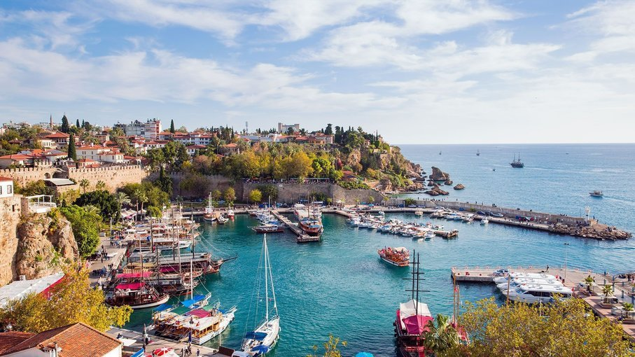 Antalya by Land and Sea - Tour