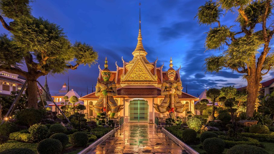 Best of Bangkok in 4 Days - Tour