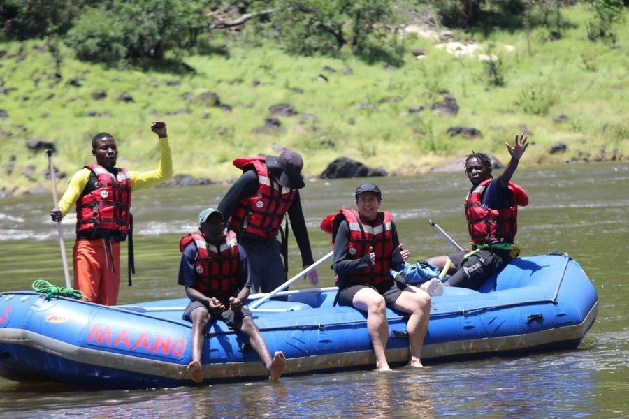 Upper Zambezi Raft Float - Tour