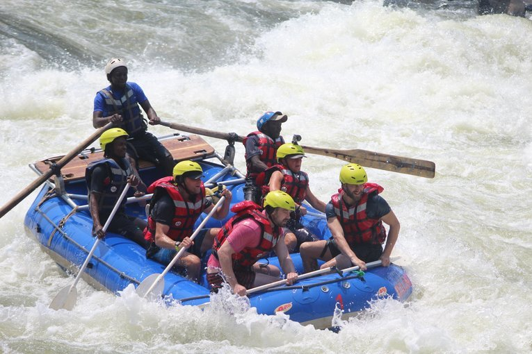 Half Day White Water Rafting - Tour