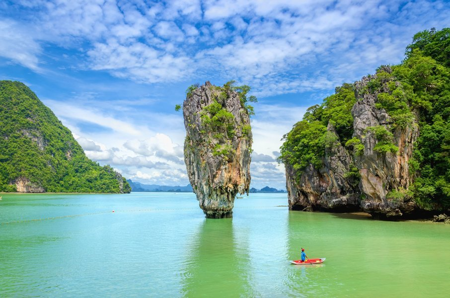 Thrilling Thailand (Bangkok, Krabi, Phuket) - Tour