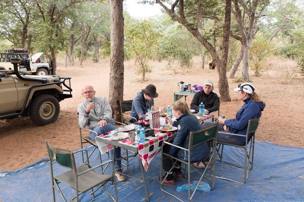 Three Day Camping Safari Chobe - Tour