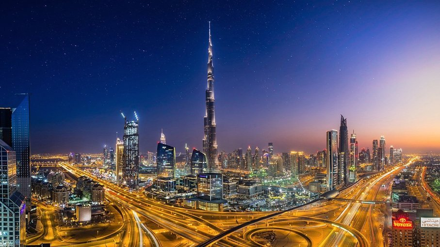 Luxury Dubai 3N/4D - Tour