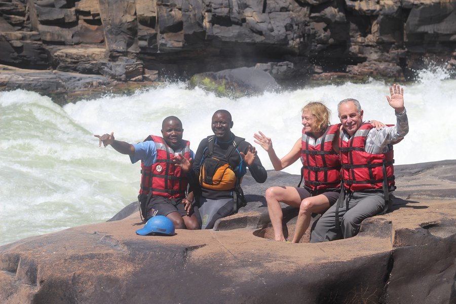 Four Day/Three Nights Rafting Tour Camping on the Zambezi Shores - Tour