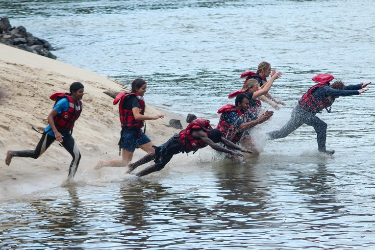 Three Day/Two Nights Rafting Tour Camping on the Zambezi Shores - Tour