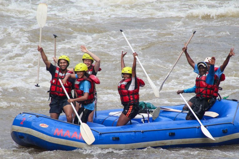 Five Day/Four Nights Rafting Tour Camping on the Zambezi Shores - Tour