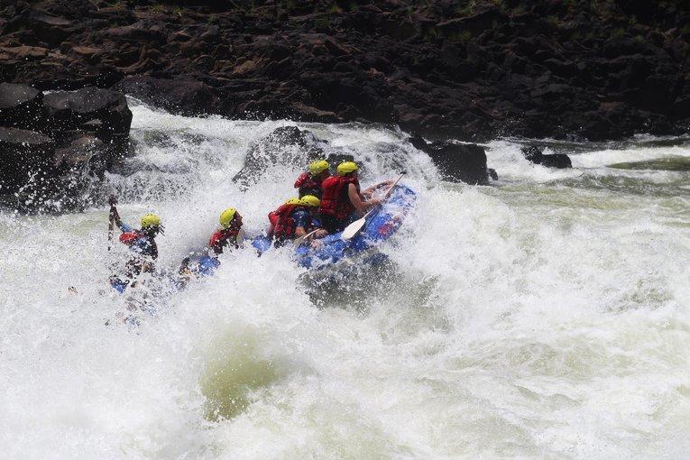 One Day White Water Rafting Tour - Tour