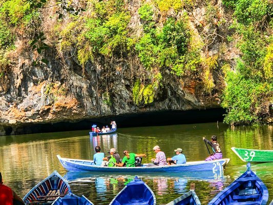 Impressing Myanmar Culture Overland - Tour