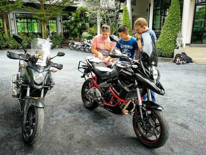 Bike Rental in Bangkok - Tour