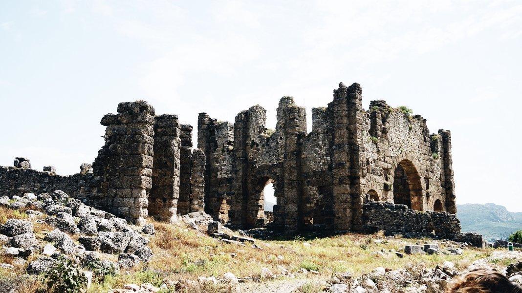 Antalya & Pisidian Strongholds - Tour