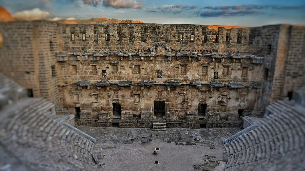 Antalya & the Plain of Pamphylia - Tour