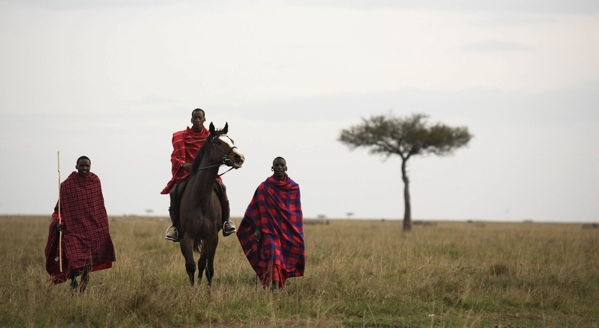 Horseback Safaris - Tour