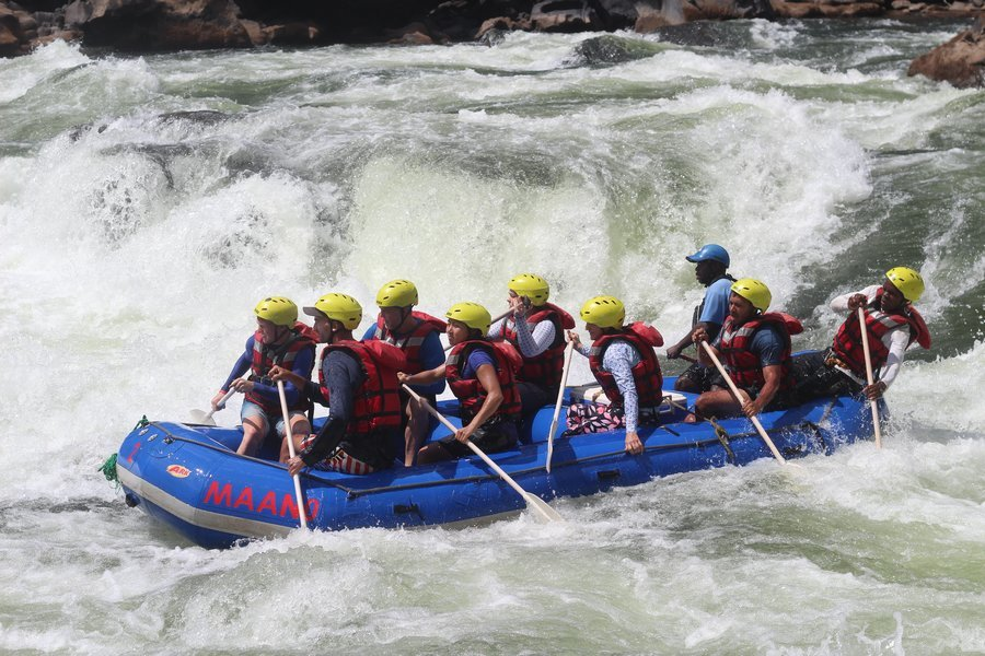 Half Day White Water  Rafting Private Trip - Tour