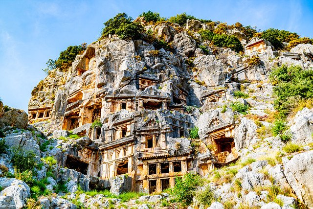 Antalya - Walk in the Lycian Footsteps - Tour
