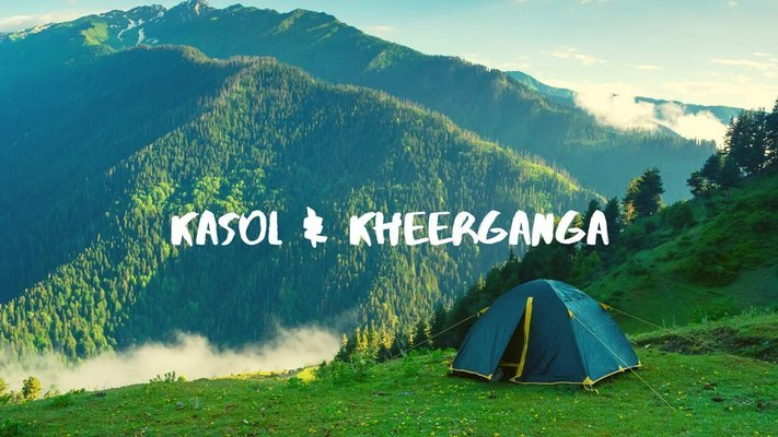 Kasol and Kheerganga - Tour